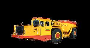 Autocarro con cassone ribaltabile sotterraneo FT30